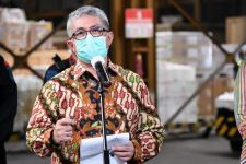 Lagi, 1 Juta Dosis Vaksin AstraZeneca Tiba di Indonesia - JPNN.com