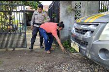 Baru Kelar Salat Tahajud, Awaluddin Diteror Bom Molotov, 2 Motor Terbakar - JPNN.com