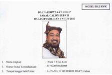 Email Kadubes Memastikan Orient Riwu Kore Berstatus WN Amerika Serikat - JPNN.com