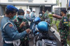 Sambut HUT Polisi Militer TNI AL, Lanal Tegal Gelar Operasi Gaktiblin - JPNN.com