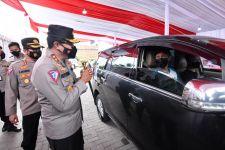 596 Pemudik yang Kembali Jakarta Reaktif Covid-19 - JPNN.com