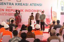 Wapres Ma'aruf Amin Pengin Indonesia jadi Pusat Fesyen Muslim Dunia - JPNN.com