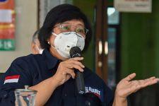 Solusi Menteri LHK Siti Nurbaya Terkait Persoalan Sampah Desa Bangun - JPNN.com