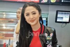 Disindir Istri Aldi Taher, Dewi Perssik Jawab Begini - JPNN.com