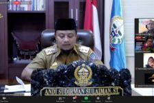 Andi Sudirman Sulaiman Imbau Umat Muslim Sulsel Salat Gerhana Bulan - JPNN.com