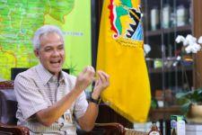 Pak Ganjar Semringah Dapat Laporan soal Penanganan Covid-19 di Jateng - JPNN.com