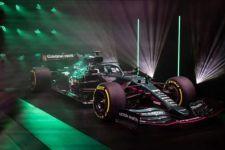 Setelah Absen 61 Tahun, Nama Aston Martin Kembali ke Lintasan F1 - JPNN.com