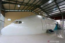 Asrama Haji Gorontalo Punya Replika Pesawat Garuda Ukuran Asli - JPNN.com