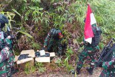 Bravo... Prajurit TNI Gagalkan Penyelundupan 42,9 Kilogram Sabu-sabu di Perbatasan RI-Malaysia - JPNN.com