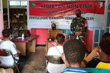Letkol Danial Panjaitan: TMMD Gandeng Dinas Kesbangpol Sosialisasikan Wawasan Kebangsaan - JPNN.com