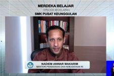 Nadiem Makarim Ingin Lulusan SMK jadi Rebutan Pelaku Industri - JPNN.com