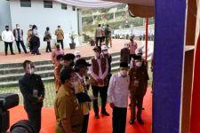 Wapres Ma'ruf Amin Kunjungi Proyek Pembangunan Bendungan Way Sekampung - JPNN.com