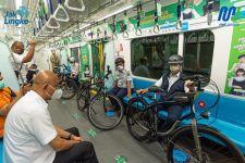 Sepeda Non-lipat Boleh Masuk ke MRT dan LRT Jakarta, Seperti ini Ketentuannya - JPNN.com