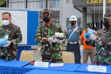 TNI AL Gagalkan Penyeludupan Narkoba dari Malaysia, Nih Penampakannya - JPNN.com
