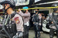 Gegana dan Brimob Dikerahkan ke Rumah Terduga Teroris di Jakarta Timur - JPNN.com