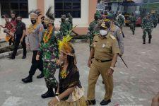 Gubernur Papua Barat Minta Tambahan Bintara TNI AL dan AU kepada Marsekal Hadi - JPNN.com