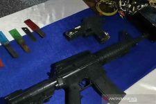 Anggota Reserse Sita 3 Senjata Api Milik Kelompok Bersenjata - JPNN.com