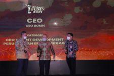 Pupuk Indonesia Borong 4 Penghargaan di Ajang Anugerah BUMN 2021 - JPNN.com