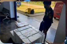 Bea Cukai Kembali Lepas Ekspor Perdana Komoditas Perikanan dari Berbagai Daerah - JPNN.com