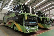 Keren, 2 Bus Tingkat Ini Sudah Terapkan Physical Distancing - JPNN.com