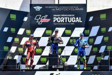 Quartararo Juara MotoGP Portugal, 5 Pembalap Termasuk Rossi jadi Korban - JPNN.com