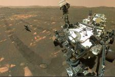 NASA Merencanakan Penerbangan Helikopter Pertama di Mars - JPNN.com