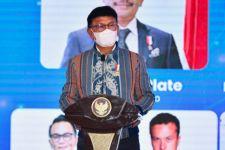Sertifikat Vaksin Jokowi Diduga Bocor, Begini Respons Menkominfo - JPNN.com