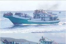 Dihantam Badai Seroja, Keberadaan 2 Kapal Nelayan Ini Masih Misterius - JPNN.com