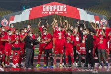 Persija Juara Piala Menpora 2021, Sudirman Merasa Mendapat Hadiah Luar Biasa - JPNN.com