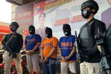 Mapolda Jatim: Tiga Tahun Beraksi Sindikat Pencurian di Dalam Mobil Gasak Uang Rp 1 Miliar Lebih - JPNN.com