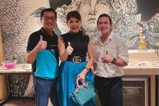 Jordi Onsu Kumpul Bareng Crazy Rich Surabaya, Ada Proyek Apa? - JPNN.com