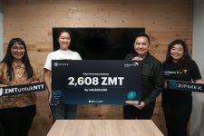 Zipmex Donasikan Rp 148 Juta untuk Korban Badai Siklon Seroja - JPNN.com
