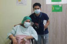 Ruben Onsu dan Eko Patrio Bantu Biaya Persalinan Istri Mendiang Sapri - JPNN.com