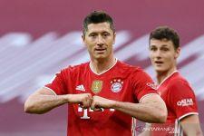 Jadwal Liga Jerman: Rekor Gol Lewandowski Hampir Menyamai Penyerang Legendaris Bayern - JPNN.com