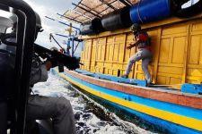 Begini Kronologis Penangkapan Kapal Ikan Berbendera Vietnam di Perbatasan RI-Malaysia - JPNN.com