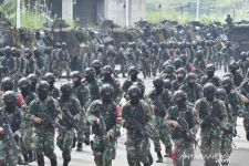 Prajurit Kodam Jaya Bergerak, Siap Menghadapi Pertempuran Kota dan Jarak Dekat - JPNN.com