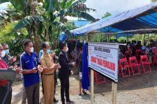 Hebat, Satgas TNI Pamtas Yonif 403/WP Percepat Pembangunan GBI di Perbatasan RI-PNG - JPNN.com