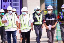 Dekom PT PP Kunjungi Proyek Maritime Tower dan Pelabuhan Petikemas Kalibaru - JPNN.com