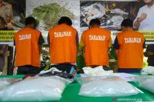 Penyelundup Setengah Kilogram Sabu-Sabu dari Batam Ditangkap di Lombok - JPNN.com