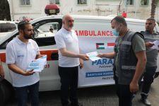 Human Initiative Salurkan Bantuan Kemanusiaan di Jalur Gaza Palestina - JPNN.com