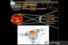 BMKG Sebut Gerhana Bulan Bisa Dilihat dengan Mata Telanjang, Tetapi... - JPNN.com