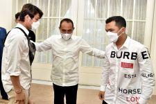 Edy Rahmayadi Dukung Niat Rizky Billar dan Putra Siregar Memajukan PSMS Medan - JPNN.com