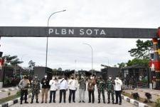Mayjen TNI Hilman Hadi Tinjau PLBN Sota Merauke, Nih Tujuannya - JPNN.com