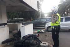 Berita Duka, Pemotor Tewas di Jalan MH Thamrin Jakarta, Diduga Korban Tabrak Lari - JPNN.com