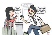 Pesona Tante Semok Bikin Rumah Tangga Rontok - JPNN.com