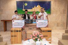 Pemuda Pancasila Sumbangkan Instrumen Musik kepada Masjid Istiqlal - JPNN.com