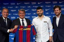 Barcelona Ikat Sergio Aguero 2 Tahun - JPNN.com
