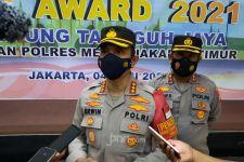 Pengendara yang Mau Lewat Jalan Tikus di Jaktim, Simak Penjelasan Kombes Erwin - JPNN.com