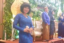 Lies Damayanti Pamer Alun-alun Mojokerto di Pesta Pernikahan - JPNN.com