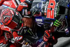 Cek Klasemen MotoGP Setelah Quartararo Finis Tanpa Pelindung Dada - JPNN.com